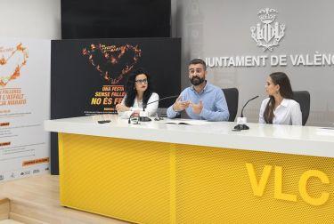 La Maratón, la Media Maratón y las Fallas animaran Valencia el 28 de octubre