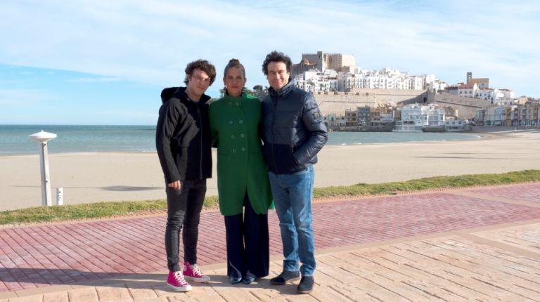 Peñíscola acogió el rodaje de un programa de Masterchef
