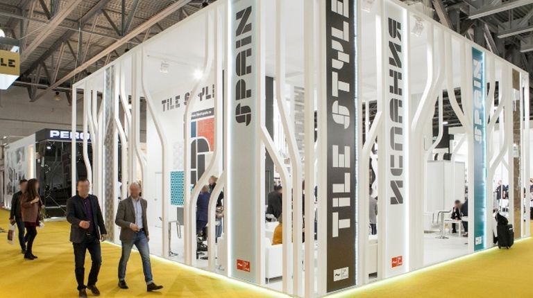 Participación de empresas de Tile of Spain en BATIMAT Rusia