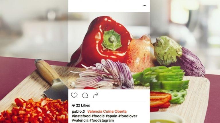 València Cuina Oberta:menús de alta cocina de tradición mediterránea