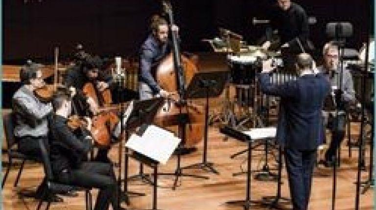 Concierto final del 29 Premio Jóvenes Compositores 2018 Fundación SGAE-CNDM