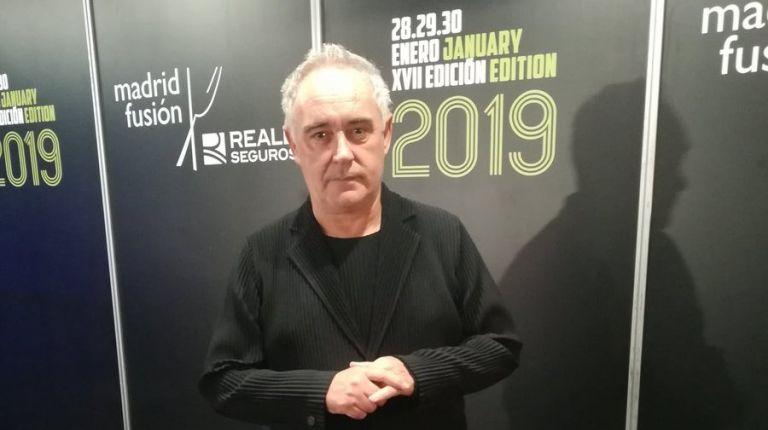 Comienza el gran espectáculo gastronómico Reale Seguros Madrid Fusión 2019
