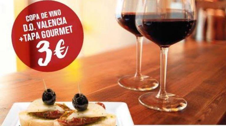 Risas acompañadas de un buen vino y tapas en El Reto del Maridaje de la DO Valencia