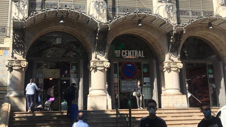 El Mercado Central da la bienvenida a todos sus clientes con el inicio de la Fase 1