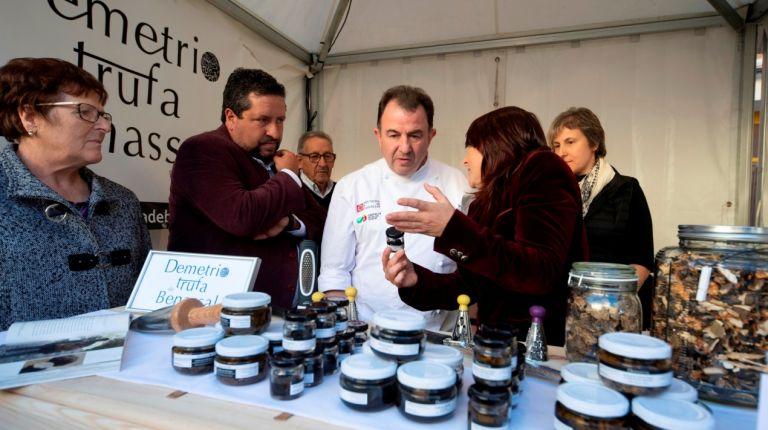 Castelló Ruta de Sabor quiere darse más a conocer y organiza una jornada de trabajo entre productores, periodistas e informadores turísticos