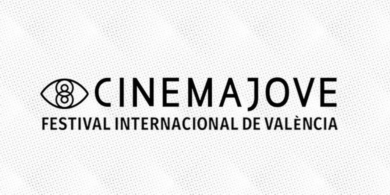 Cinema Jove Cine Logo Blanco Ojo Internacional Festival