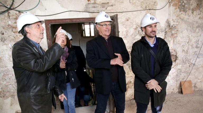 La Alquería del Moro será la sede del futuro Consell Rector de la Huerta