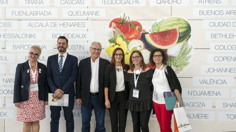 La Diputació llevará la Capitalidad Alimentaria hasta los municipios valencianos