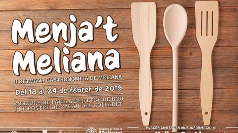 """Meliana estrena el """"I Concurso de Paella de Fetge de Bou"""""""