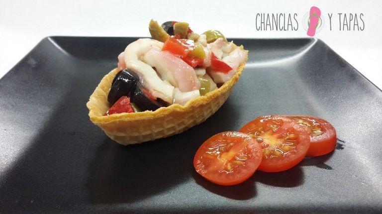 XIII Ruta Gastronómica Chanclas y Tapas en Peñíscola