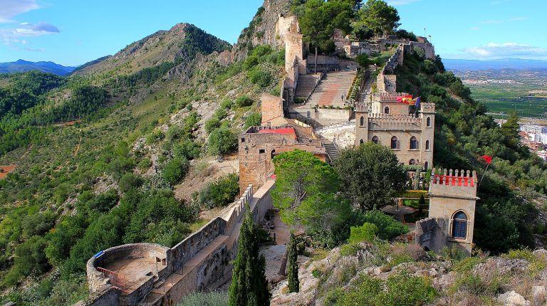 Xàtiva se incorpora al Club de Producto Turístico Castillos y Palacios de España