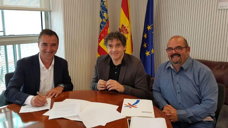 El Ayuntamiento de Riba-roja de Túria se adhiere a la Red Gastroturística de la Comunitat Valenciana 'L'Exquisit Mediterrani'