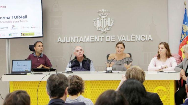 La plataformaTUR4ALL fomenta el turismo inclusivo y accesible