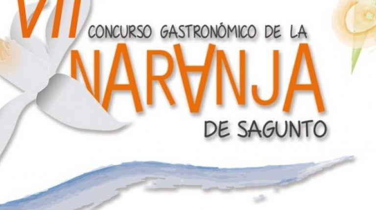 El Concurso Gastronómico de la Naranja de Sagunto alcanza su séptima edición