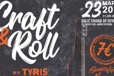 Festival benéfico en la Fábrica de Cervezas Tyris