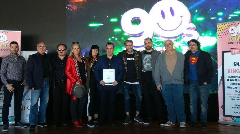 Valencia será capital del Remember con el concierto  '90SLOVEU' en la Marina