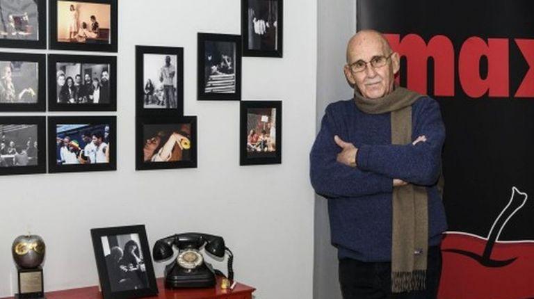 El valenciano José Sanchis Sinisterra, Premio Max de Honor 2018